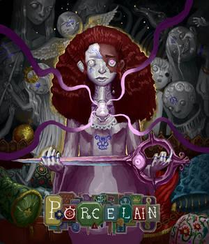Belaked in Porcelain