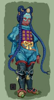 Merrymog Character Design