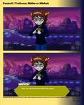 Fantroll - Trollsona - Nikko as Nikkoh