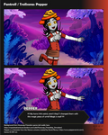 Fantroll - Trollsona - Pepper