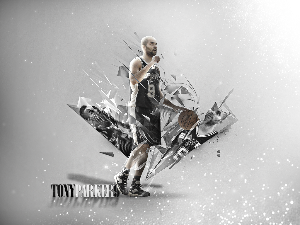 Tony Parker by isevil on DeviantArt