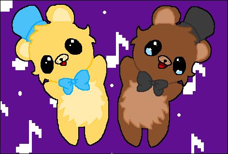 Bear hug by OneGiantNostril