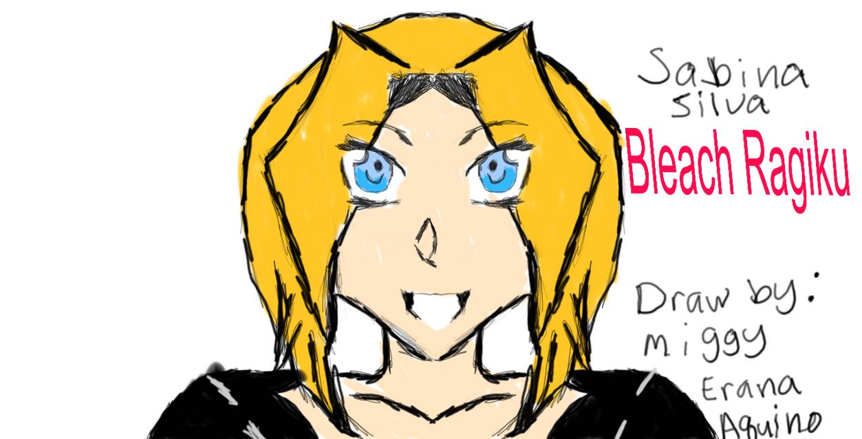 Anime Bleach Ragiku Drawing Picture By KingMiggySilva229