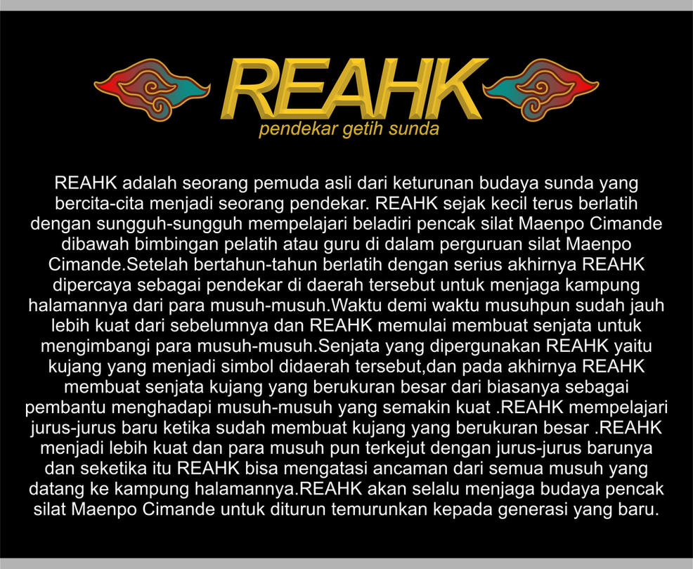 jinfrik reahk by Pasangrock