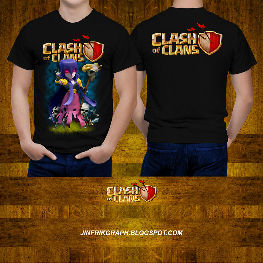 Clash Of Clans T-Shirt by Pasangrock