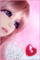 Pink fluff -1- by BlackRoosje