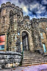 Cyfarthfa Castle by wkdlady
