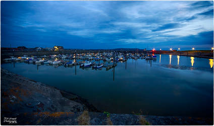 Harbour nights by wkdlady