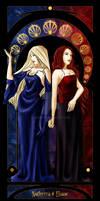 Contest - Nathyrra and Eloine