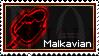 Stamp Camarilla Malkavian by SevenCyn