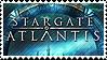 Stamp Stargate Atlantis by SevenCyn