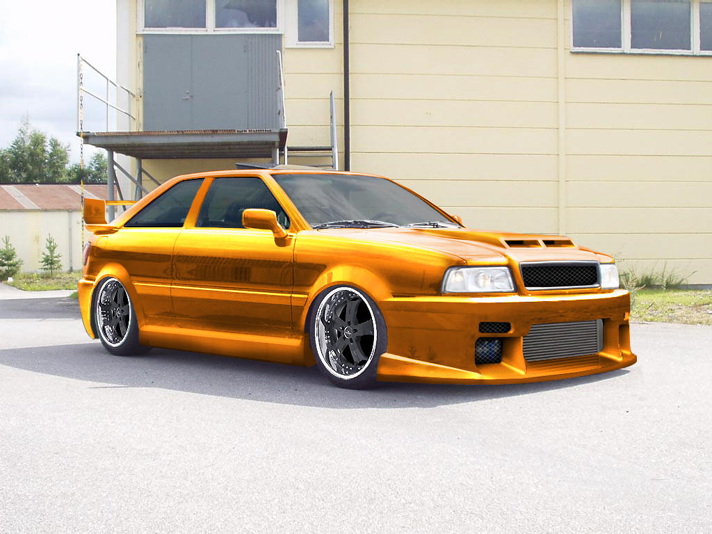Virtual Tuning - Audi S2 by Shaggy87
