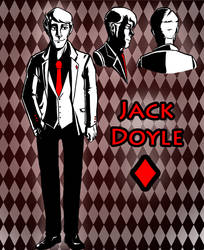 Jack Doyle by eraserman