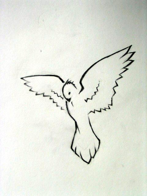 Dove Tattoo Design Picture 3