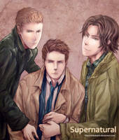 supernatural by shikakashi