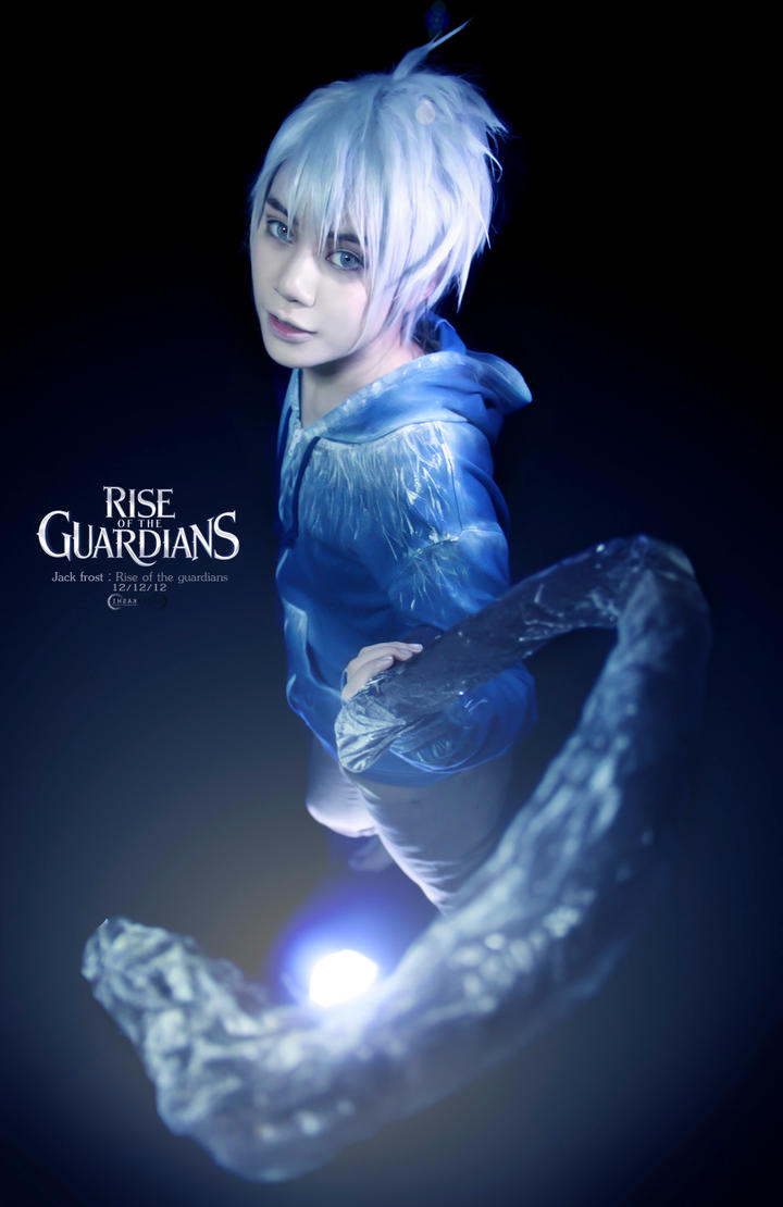Jack Frost -  Rise of The Guardians by shikakashi