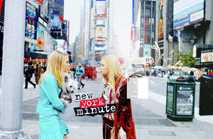 New York Minute by ANGOOY
