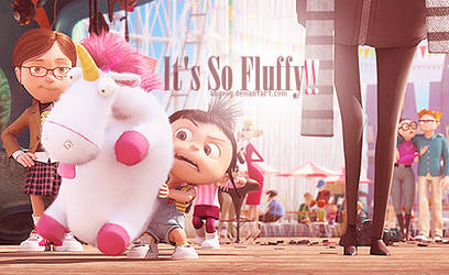 It's So Fluffy by ANGOOY