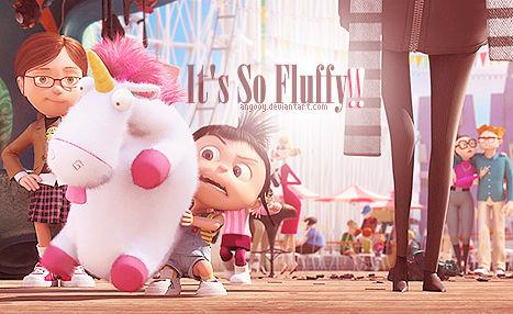 It's So Fluffy