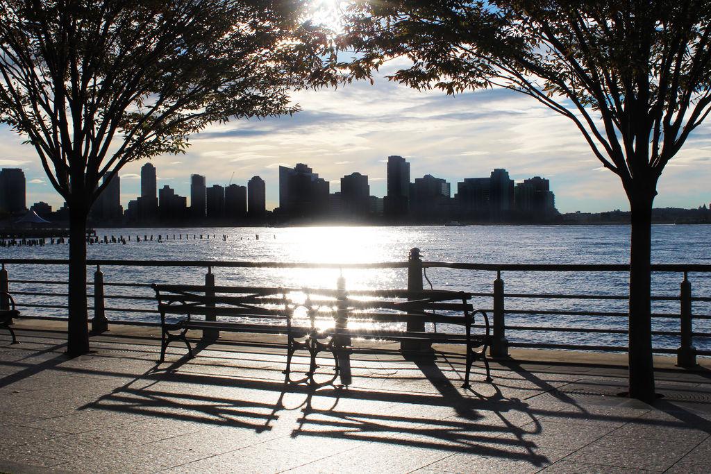 Hudson River: Chelsea Piers