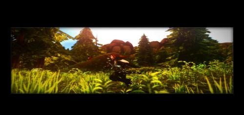 The Huntress - Aerie Peaks AA Banner 02