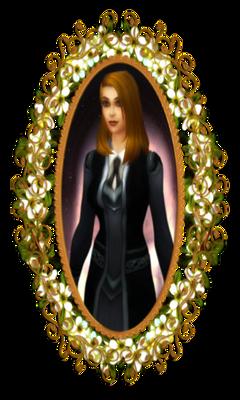Cecelia with Frame