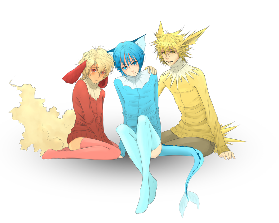 Pokemon Flareon Human Images | Pokemon Images