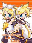 Twins Vocaloid