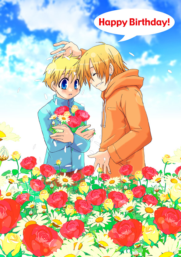 Anime South Park Kenny And Butters 25413 Loadtve