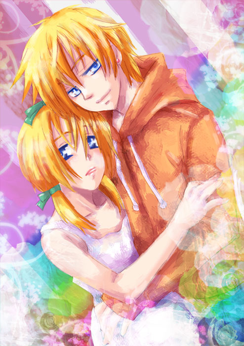 I love free boobies ^_^ SP___Kenny_and_Butters_05_by_sakurapanda