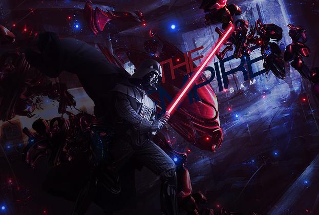 The Empire by AgentDesignz