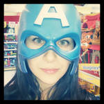 Dbr Captain America Neko
