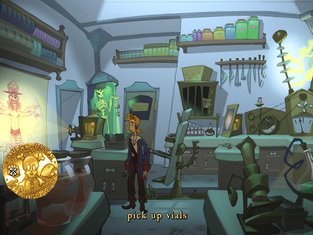 Curse'd Tales of Monkey Island by SHODANFreeman