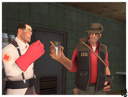 TF2 - Don't hand zhat to me by SuddenlyNixon