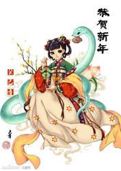 Tang Dynasty's hanfu