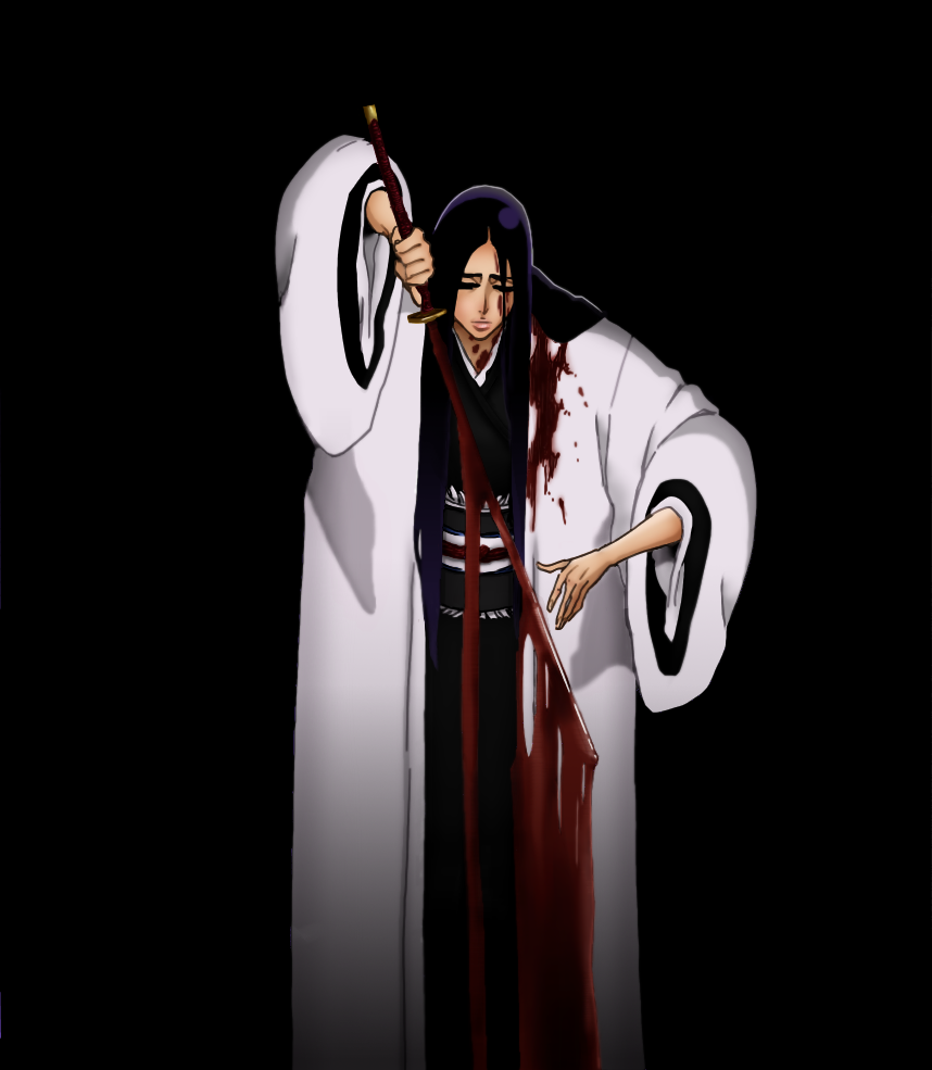 Bleach captain shunsui bankai