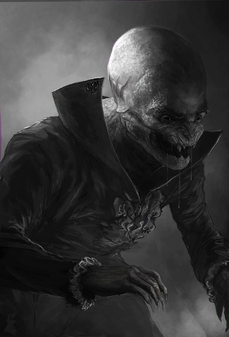 Vampiro by LozanoX