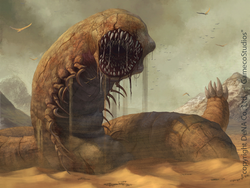 [REP] El origen de los terremotos Sandworm_by_lozanox-d6iduwb