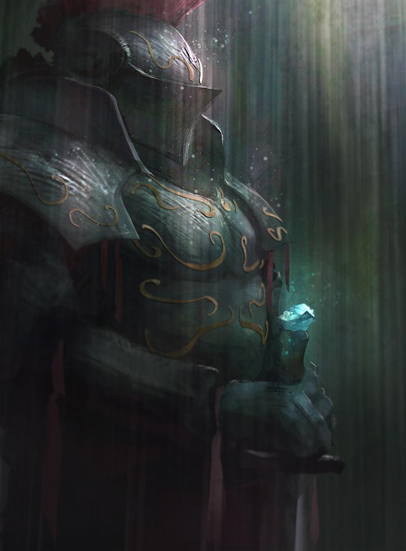 Armorx by LozanoX
