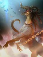 Crazy horse by LozanoX