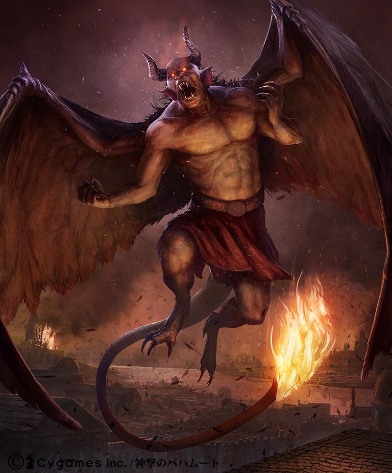 Demon by LozanoX