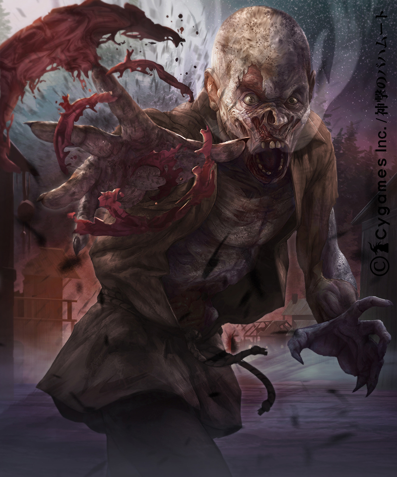 Night Zombie by LozanoX