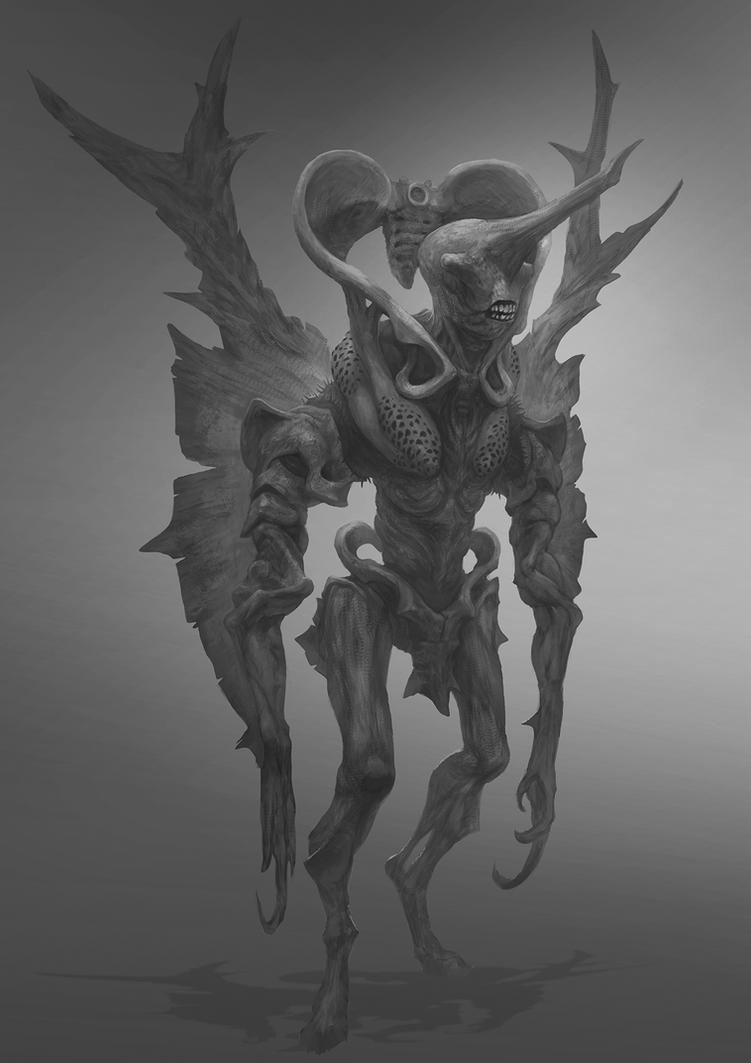 Iliac demon aka pElvis by LozanoX