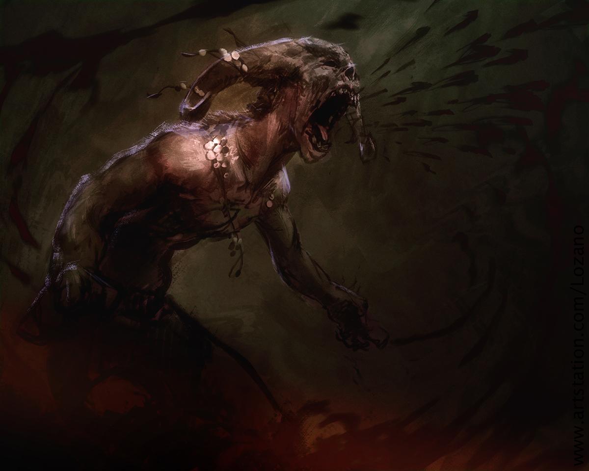 Spit Demon