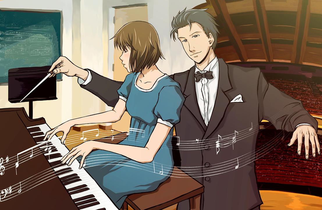 - Nodame Cantabile - by coreymill