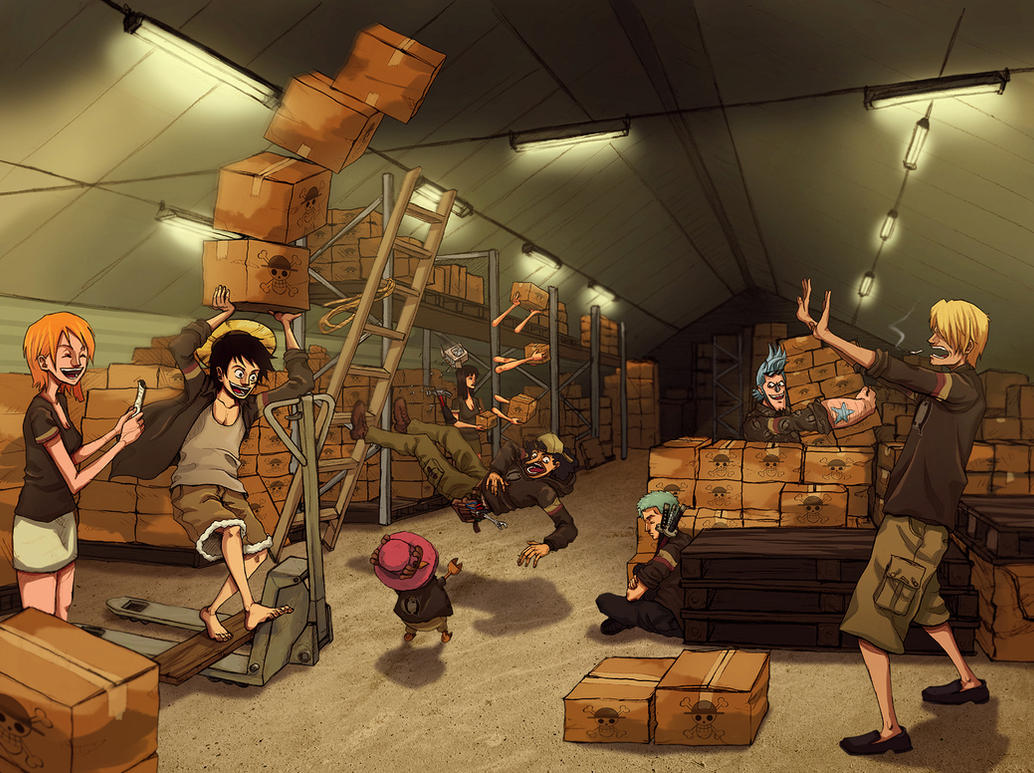 - One Piece Warehouse -