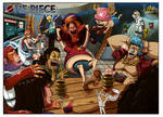- One Piece: Space Race -