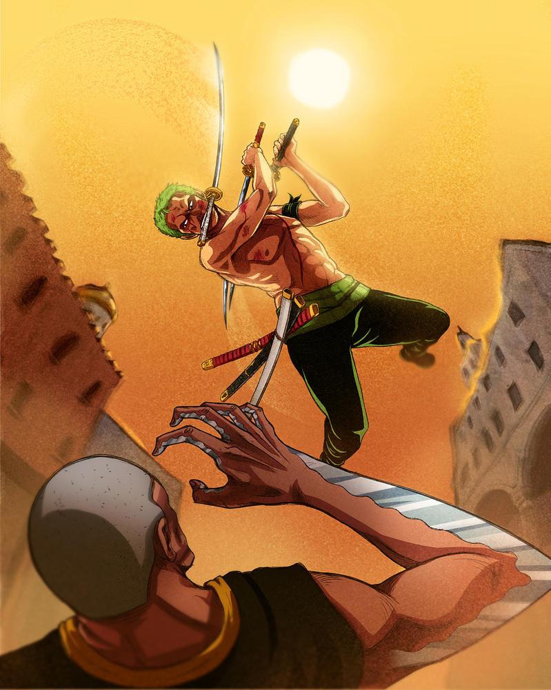 - Battle on Main Street - by coreymill