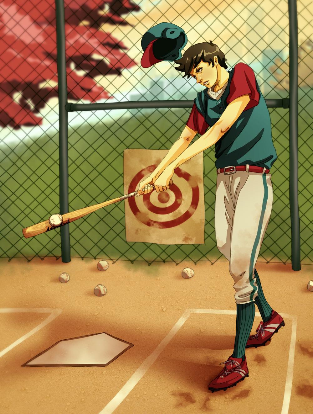 - Impact: Baseball - by coreymill