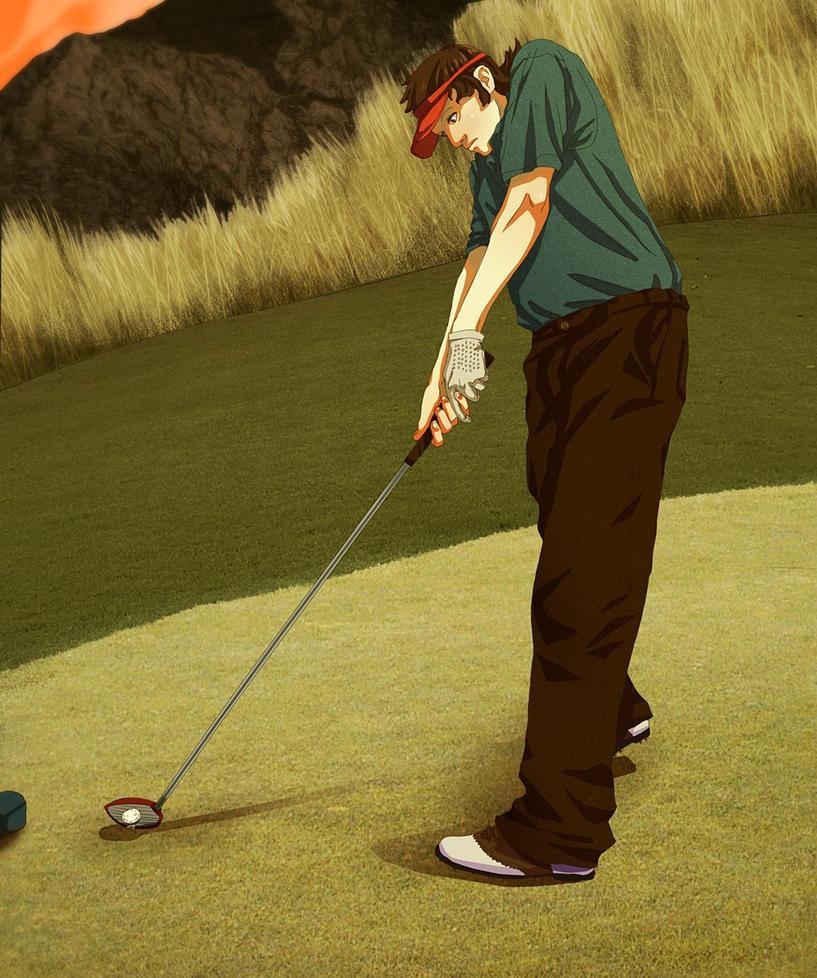 - Impact: Golf - by coreymill